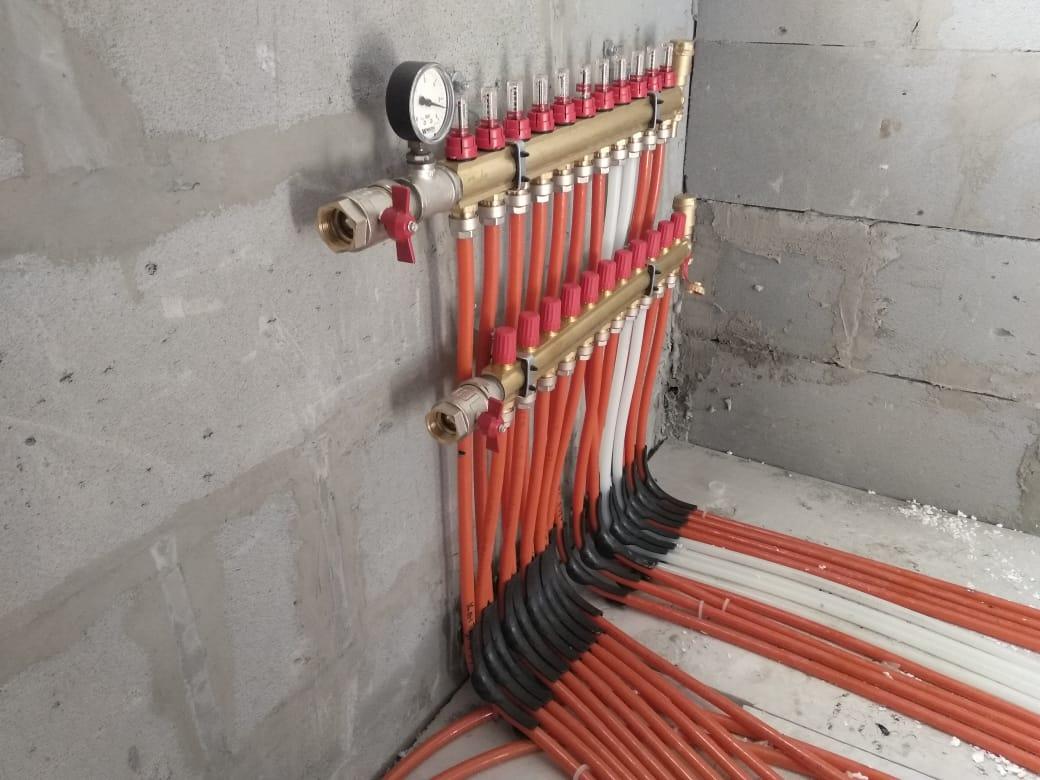Инженерная сантехника, поставка и монтаж